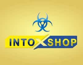 "developingtech tarafından Design a Logo for ecommerce business. Business name is ""IntoxShop"" için no 25"