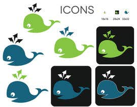 #28 untuk Design a Logo for a website where you can share things oleh gabrielasaenz