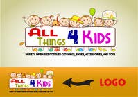 Entry # 13 for Design a Logo for Children products by