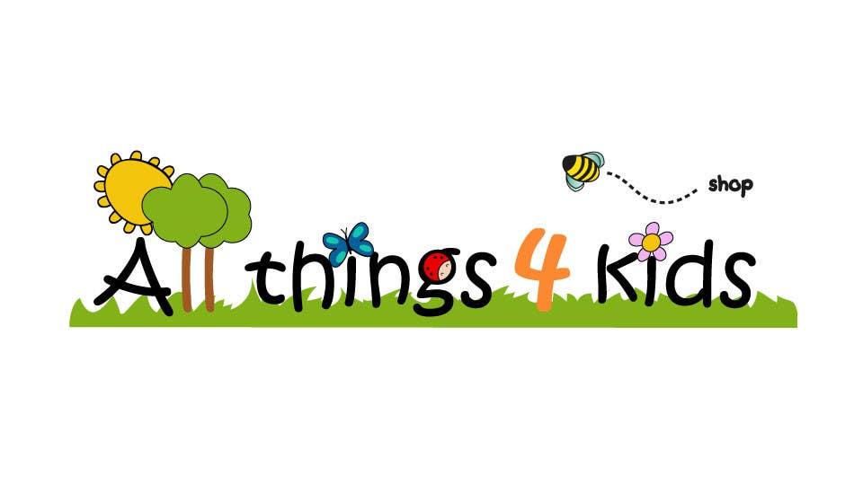 #39 for Design a Logo for Children products by Emmebi2Design