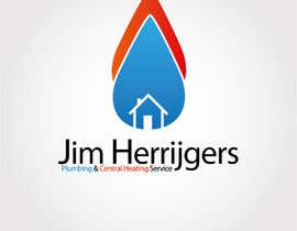 #200 para Logo Design for Jim Herrijgers por ikandigraphics