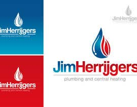 #282 para Logo Design for Jim Herrijgers de Grupof5