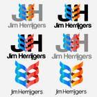 Graphic Design Конкурсная работа №224 для Logo Design for Jim Herrijgers
