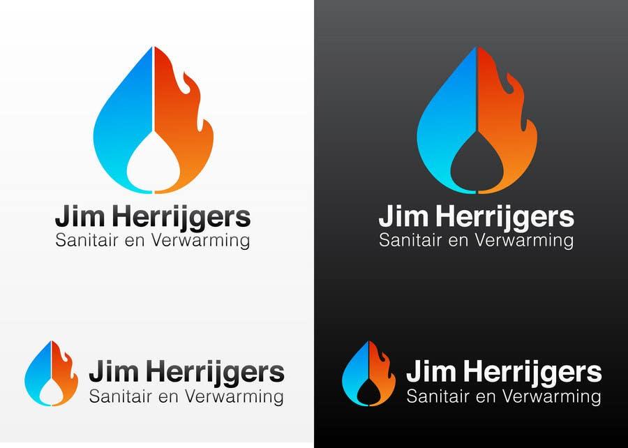 Intrare concurs #228 pentru Logo Design for Jim Herrijgers