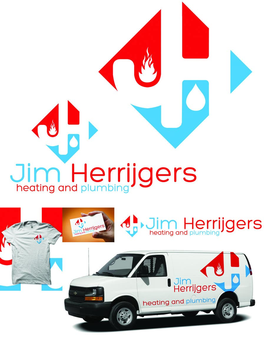 Contest Entry #345 for Logo Design for Jim Herrijgers