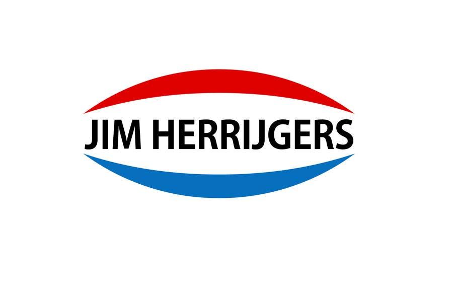 """Intrarea #302 pentru concursul """"Logo Design for Jim Herrijgers"""""""