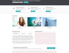 jamshaidrazaCG tarafından Design a Website Mockup for Eyeglass website için no 5