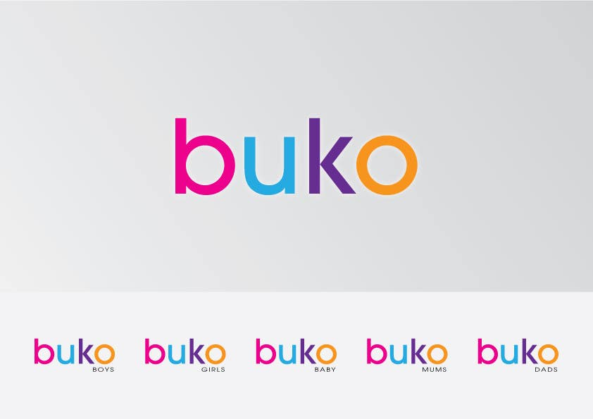 Penyertaan Peraduan #49 untuk Design a Logo for buko