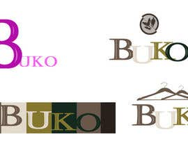 #99 for Design a Logo for buko af msHasnaa