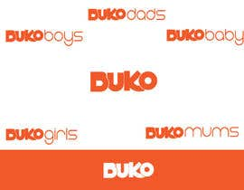 #94 for Design a Logo for buko by oranzedzine