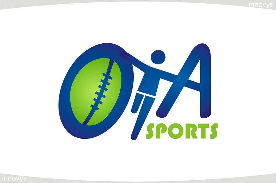 Logo design sports memorial
