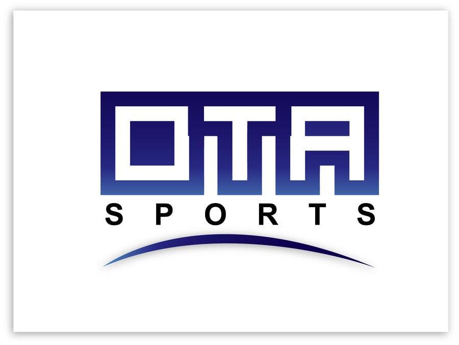 #264 for Logo Design for Ota Sports by elgopi