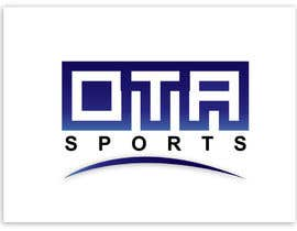 #264 для Logo Design for Ota Sports от elgopi