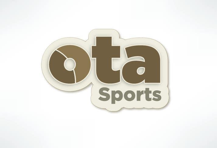 #171 for Logo Design for Ota Sports by Identity12