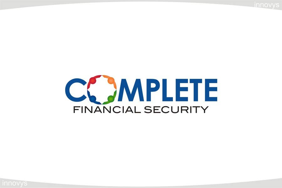 Kilpailutyö #542 kilpailussa Logo Design for Complete Financial Security
