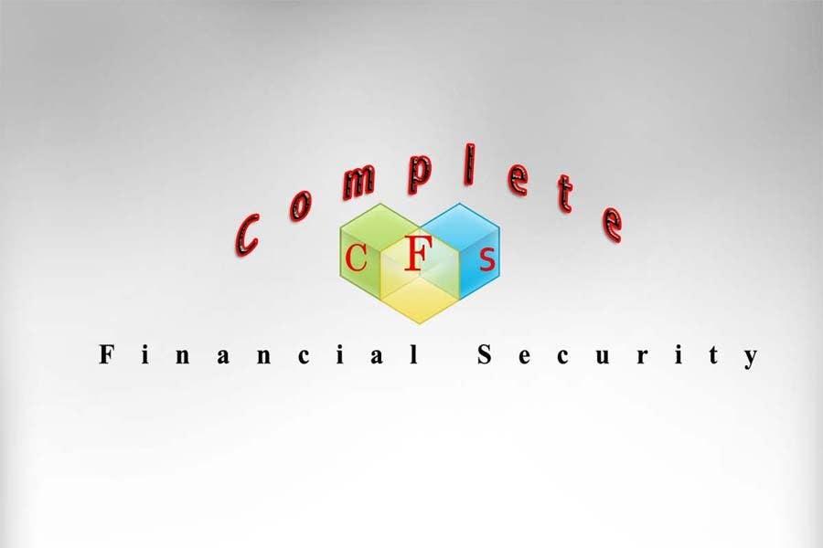 Kilpailutyö #522 kilpailussa Logo Design for Complete Financial Security