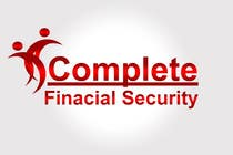 Graphic Design Kilpailutyö #461 kilpailuun Logo Design for Complete Financial Security