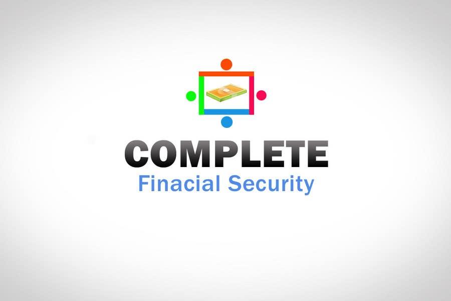 Kilpailutyö #330 kilpailussa Logo Design for Complete Financial Security