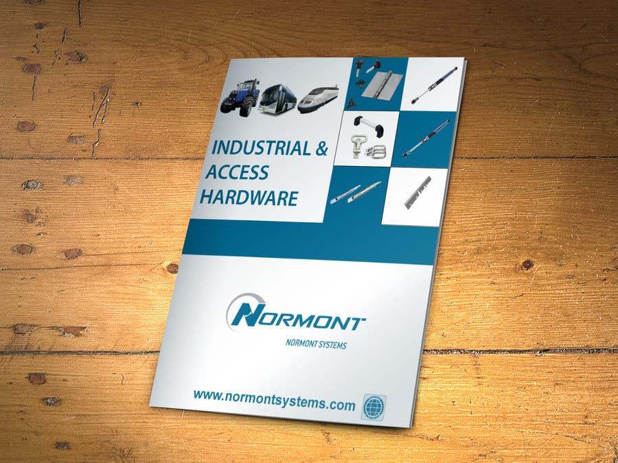 Kilpailutyö #2 kilpailussa design a brochure cover