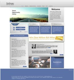 #29 for Design a Microsite by Khanggraphic