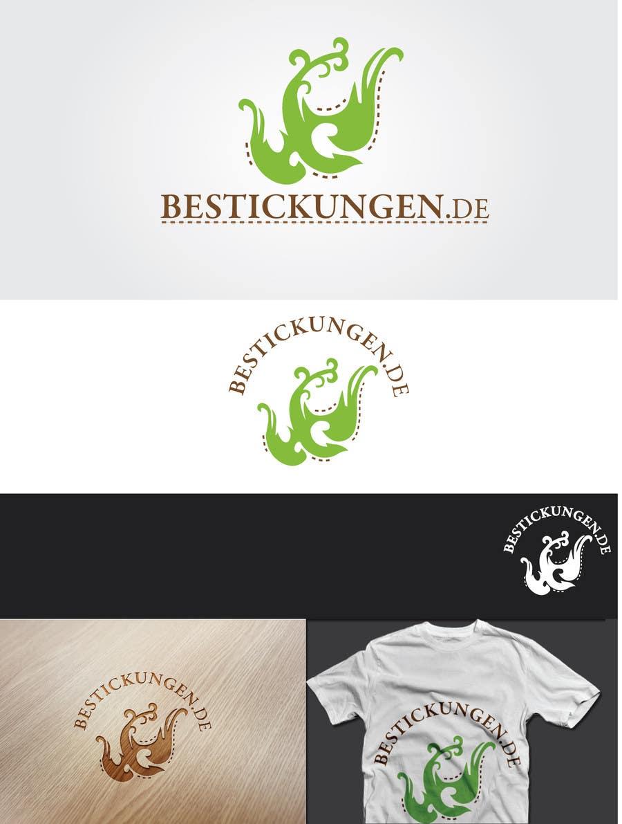 Penyertaan Peraduan #103 untuk Logo for an embroidery company