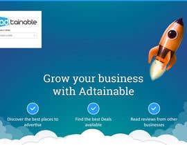nº 34 pour Homepage graphic for website par amitjangid0808
