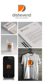 #245 for Logo design for a printing company by smarttaste