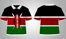 Contest Entry #18 for t-shirt design based on the theme of Kenyan flag