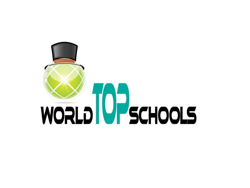 #36 for Design a Logo for World Top Schools by abporag