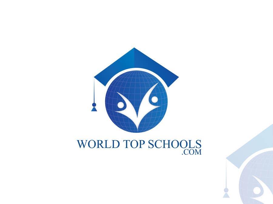 Bài tham dự cuộc thi #                                        65                                      cho                                         Design a Logo for World Top Schools