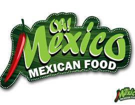 nº 143 pour Mexican Restaurant Logo par rogeliobello