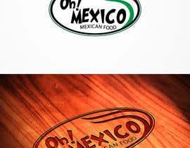 nº 164 pour Mexican Restaurant Logo par cornelee