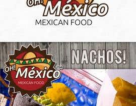 #21 untuk Mexican Restaurant Logo oleh FernandoJAM