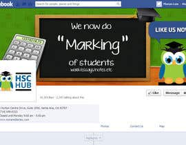 #23 for Design a Facebook Advertisement for Hschub.com by massivedezignz