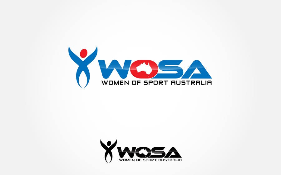 #35 for Design a Logo for WOSA - Women Of Sport Australia by Cbox9
