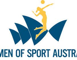 nº 9 pour Design a Logo for WOSA - Women Of Sport Australia par tiepnk971989