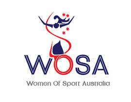 #25 para Design a Logo for WOSA - Women Of Sport Australia por yesnazmul