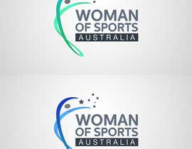#33 para Design a Logo for WOSA - Women Of Sport Australia por pinkulu2k