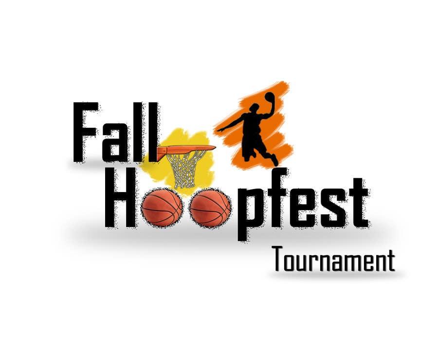 Penyertaan Peraduan #39 untuk Design a Logo for Youth Basketball Tournament