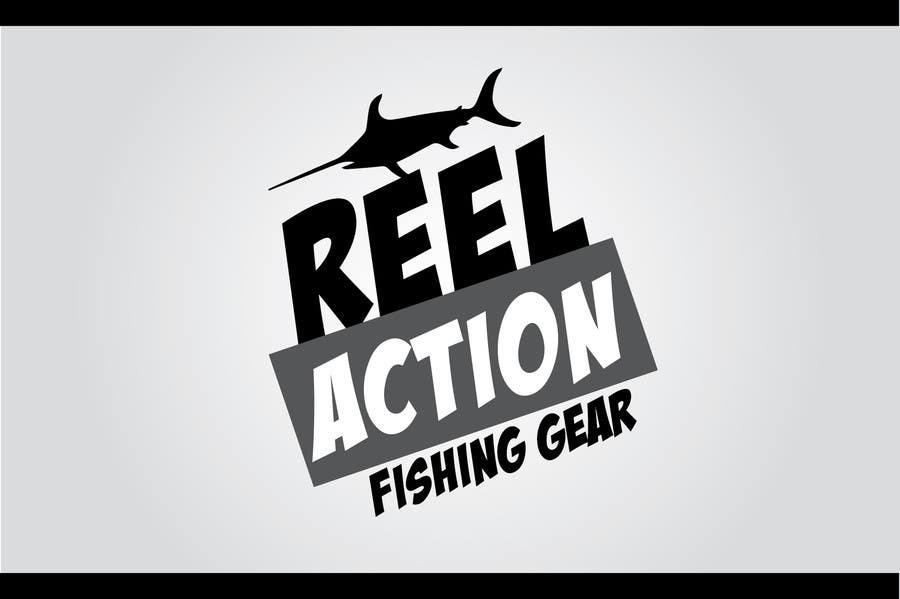Inscrição nº 43 do Concurso para Design a Logo for Fishing Gear