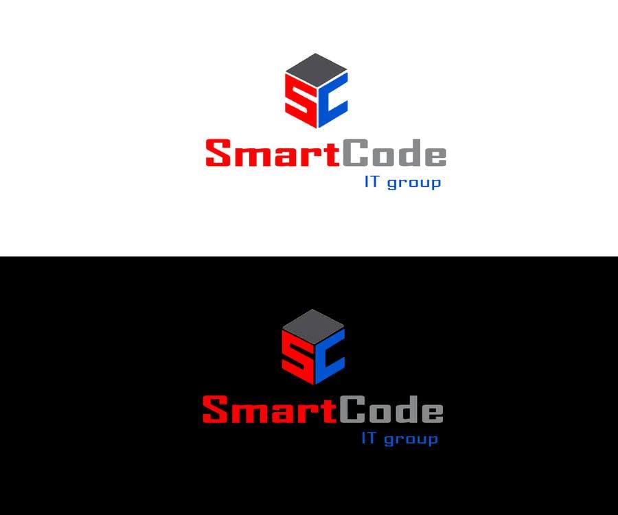 Inscrição nº 68 do Concurso para LOGO creation for the SmartCode IT group.