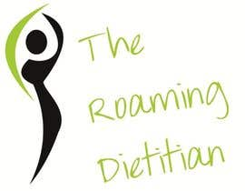 #220 pentru Logo Design for A consulting and private practice business called 'The Roaming Dietitian' de către ManaalJ