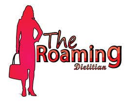 #223 for Logo Design for A consulting and private practice business called 'The Roaming Dietitian' by crazy3ISSA