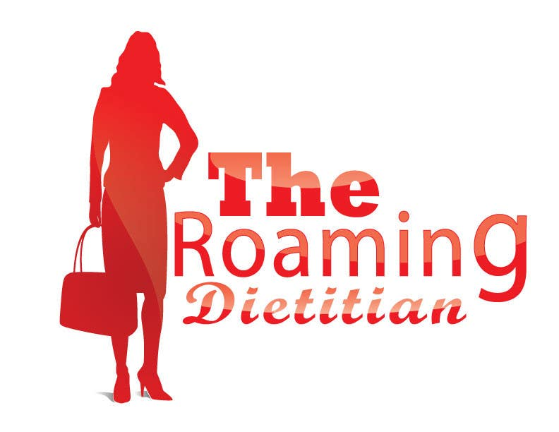 Contest Entry #                                        225                                      for                                         Logo Design for A consulting and private practice business called 'The Roaming Dietitian'