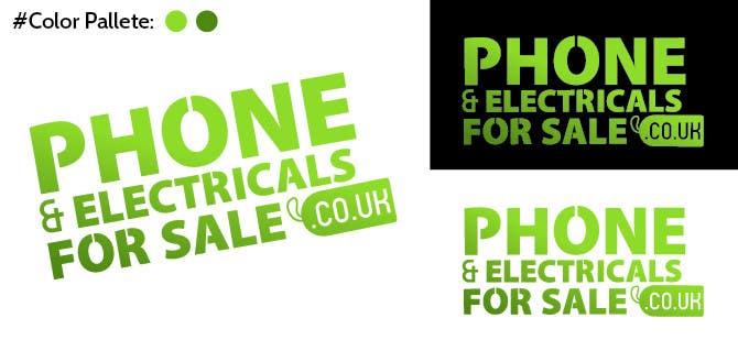 Penyertaan Peraduan #13 untuk Design a Banner for Phonesandelectricalsforsale.co.uk