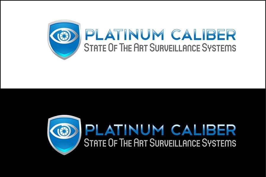 Penyertaan Peraduan #21 untuk Design a Logo for a security Camera Equipment and Installation Company