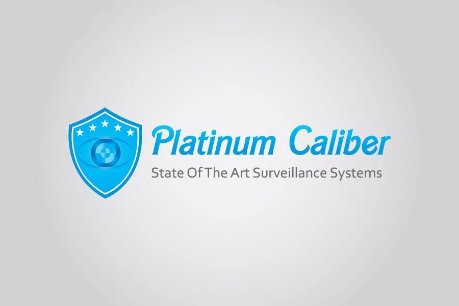 Penyertaan Peraduan #63 untuk Design a Logo for a security Camera Equipment and Installation Company