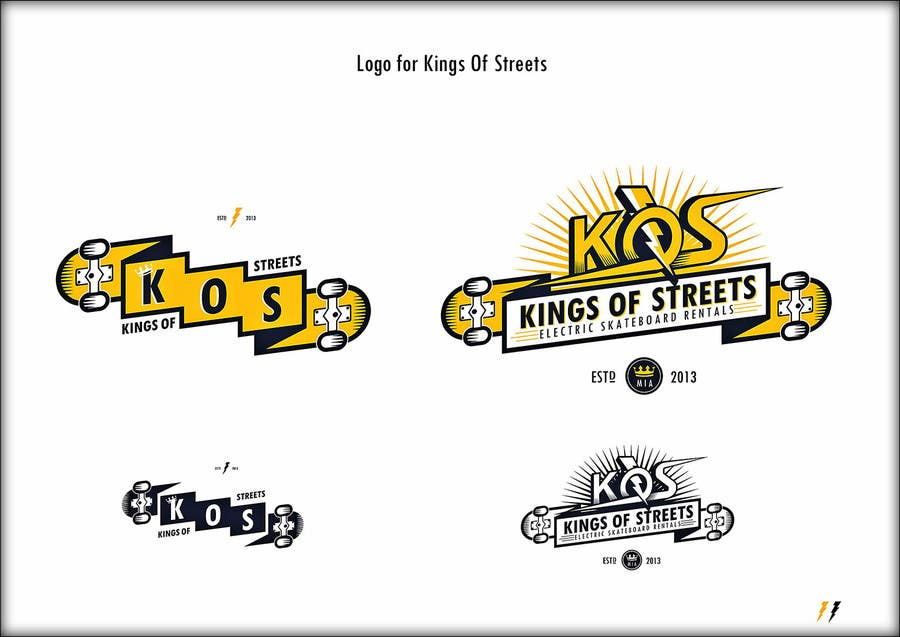 Konkurrenceindlæg #52 for Design a Logo for Kings Of Streets Mia