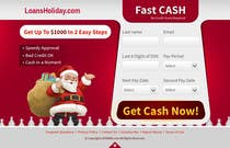 Contest Entry #22 for Design Landing Page #1 Shopping Product In 2013 Shopping Season In USA... Can you design better than Santa Claus?