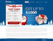 Contest Entry #51 for Design Landing Page #1 Shopping Product In 2013 Shopping Season In USA... Can you design better than Santa Claus?